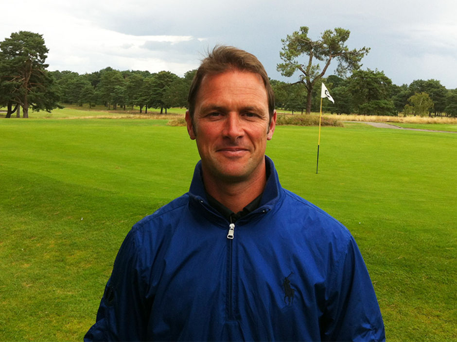 Murray Long, Course Manager