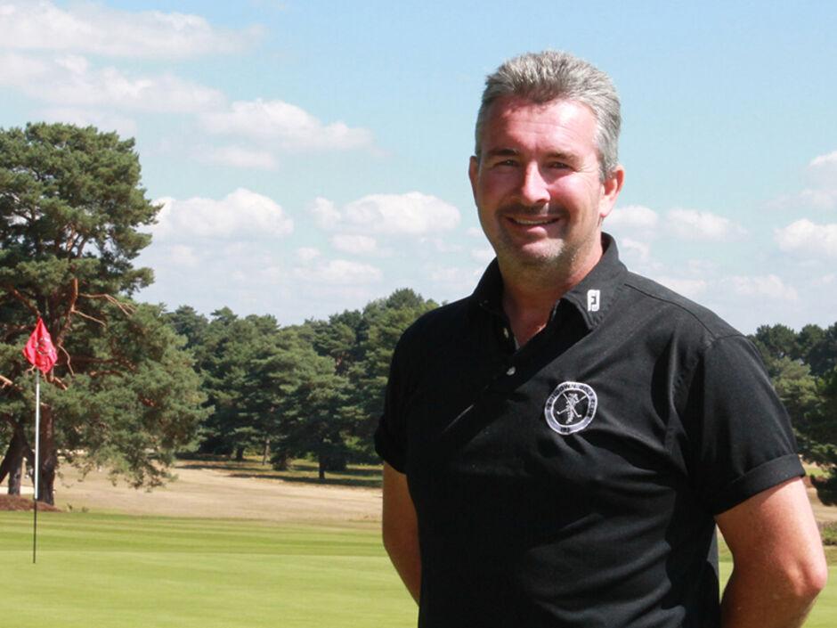 Paul Jackson, Head Green Keeper